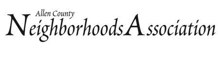 Allen County Neighborhoods Association